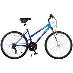 Women's 17 in Trail 21-Speed Suspension Mountain Bike