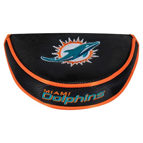 McArthur Miami Dolphins Mallet Putter Cover