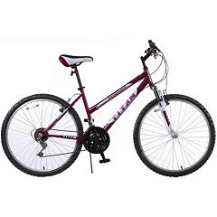 Women's 17 in Pathfinder 18-Speed Suspension Mountain Bike