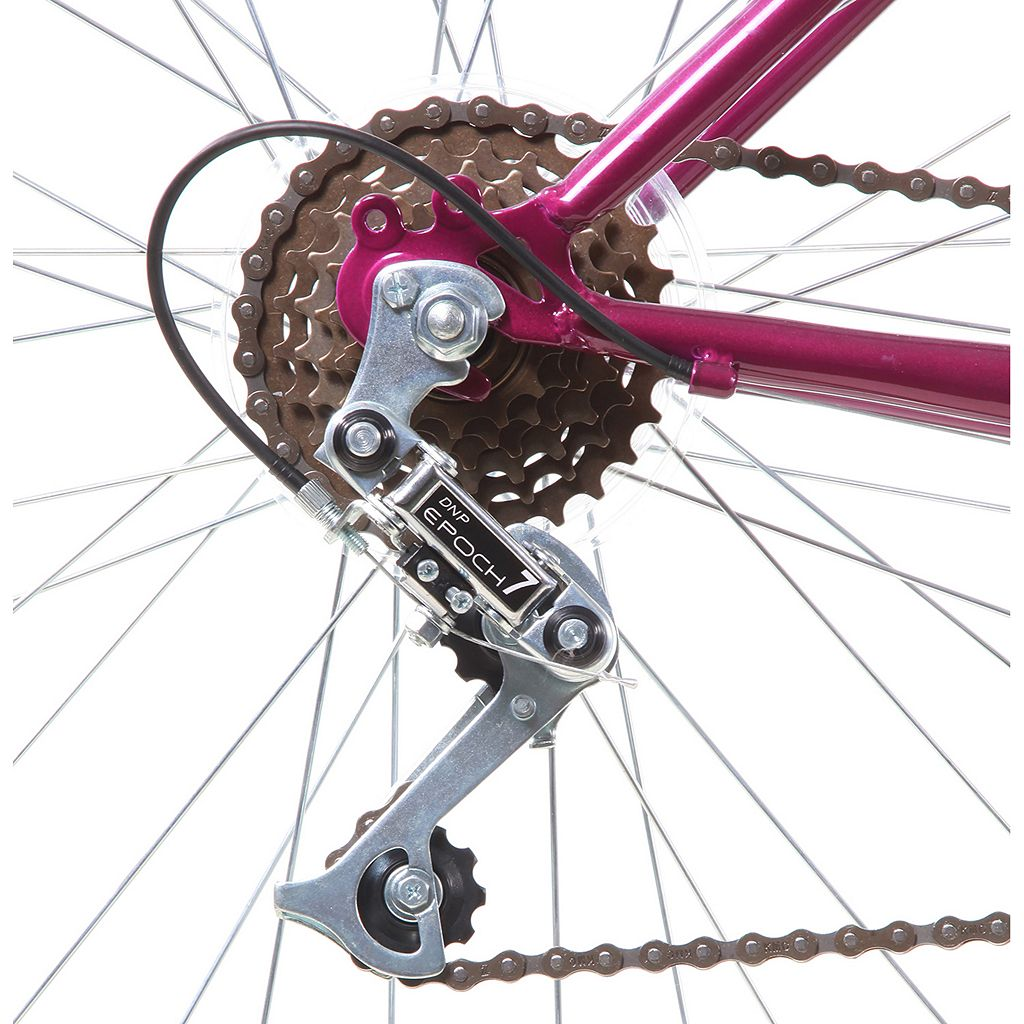 Women's 17-in. Pathfinder 18-Speed Suspension Mountain Bike