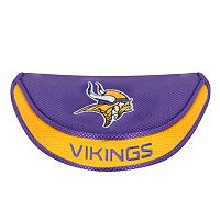 McArthur Minnesota Vikings Mallet Putter Cover