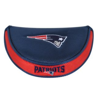 McArthur New England Patriots Mallet Putter Cover