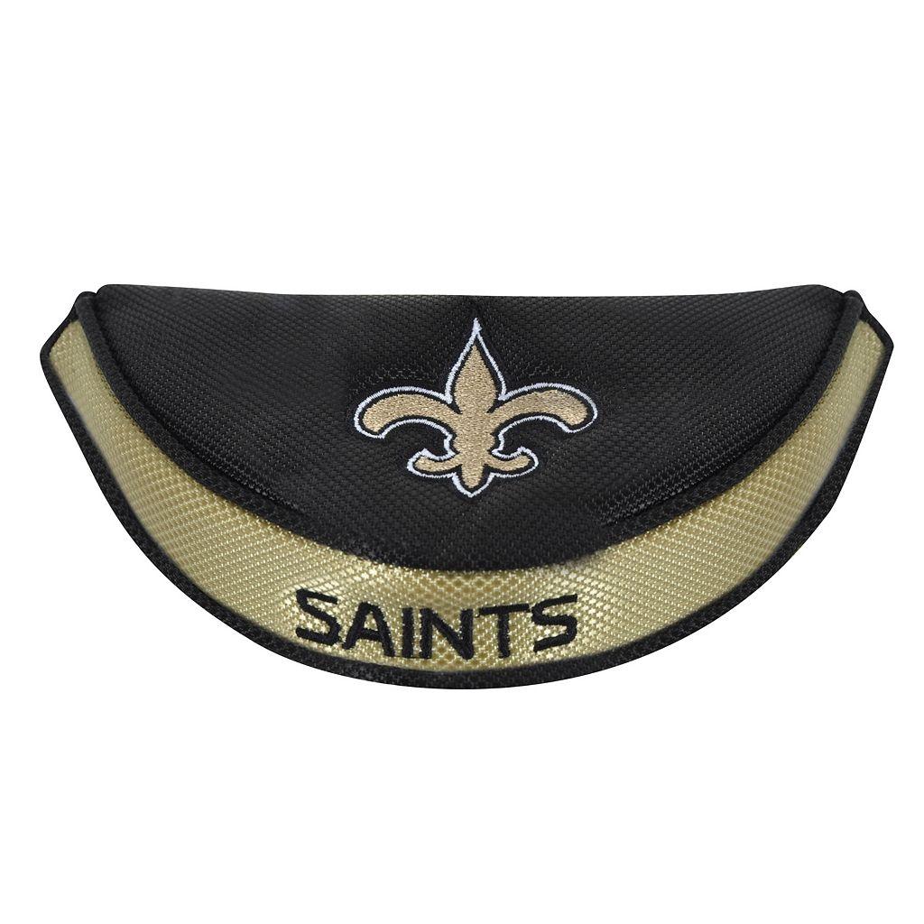 McArthur New Orleans Saints Mallet Putter Cover