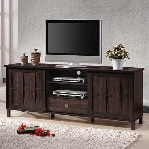 Baxton Studio Unna TV Cabinet
