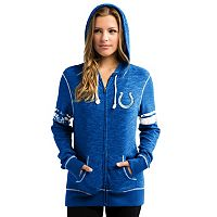 Women's Majestic Indianapolis Colts Athletic Tradition Hoodie