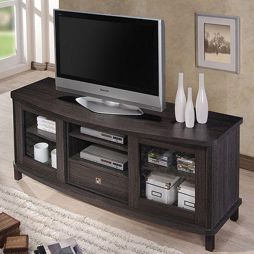 Baxton Studio Walda 60-in. TV Cabinet