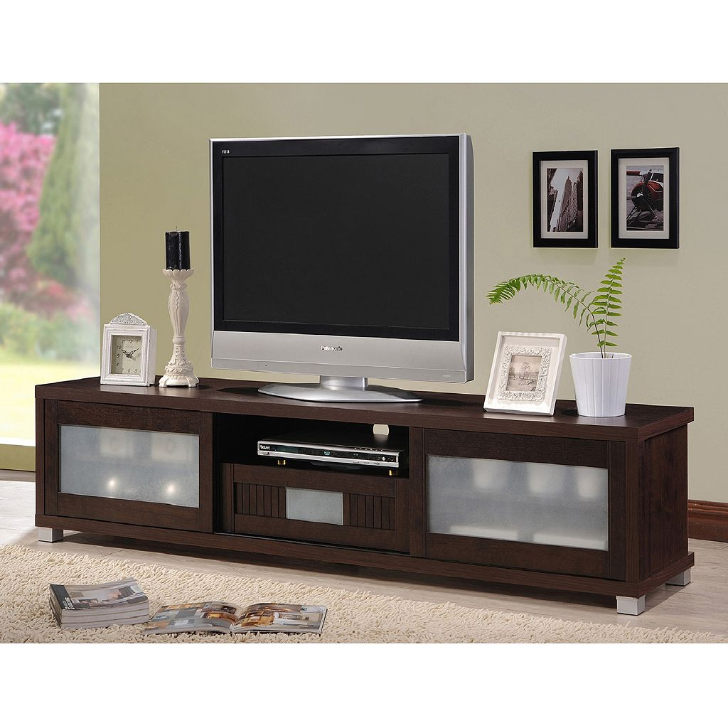 Baxton Studio Gerhardine 70-in. TV Cabinet