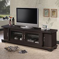 Baxton Studio Viveka 70 in TV Cabinet