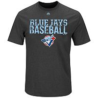 Big & Tall Majestic Toronto Blue Jays Cooperstown One Winner Tee