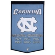 North Carolina Tar Heels Dynasty Banner