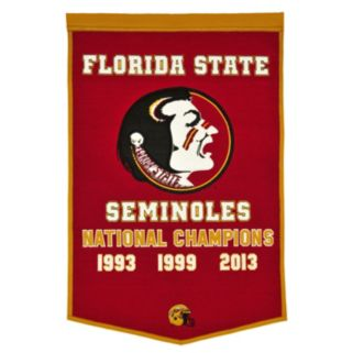 Florida State Seminoles Dynasty Banner