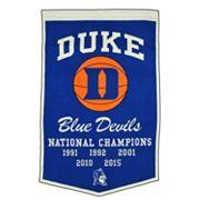 Duke Blue Devils Dynasty Banner