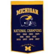 Michigan Wolverines Dynasty Banner