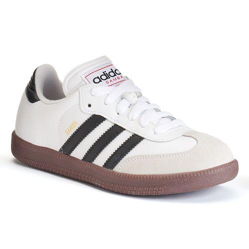 edbc092dba490 adidas Samba Classic Boys' Indoor Soccer Shoes