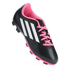 Adidas Conquisto Firm-Ground Jr. Kids' Soccer Cleats by