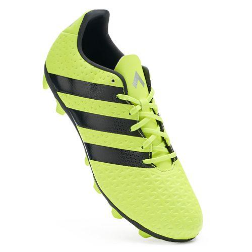 timeless design e309e 2f830 adidas ACE 16.4 Firm-Ground Jr. Kids' Soccer Cleats