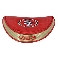 McArthur San Francisco 49ers Mallet Putter Cover