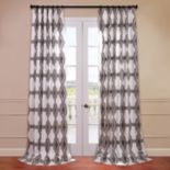 EFF Sorong Lined Window Curtain