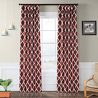 EFF Trellise Blackout Curtain