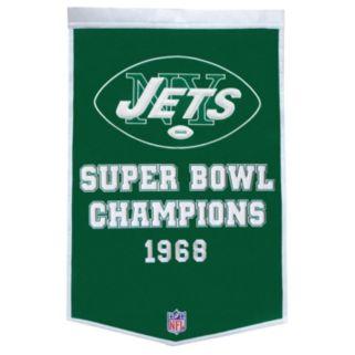 New York Jets Dynasty Banner