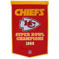 Kansas City Chiefs Dynasty Banner