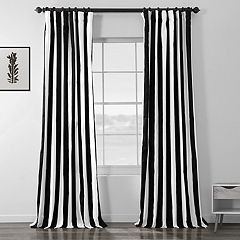 EFF Cabana Lined Window Curtain