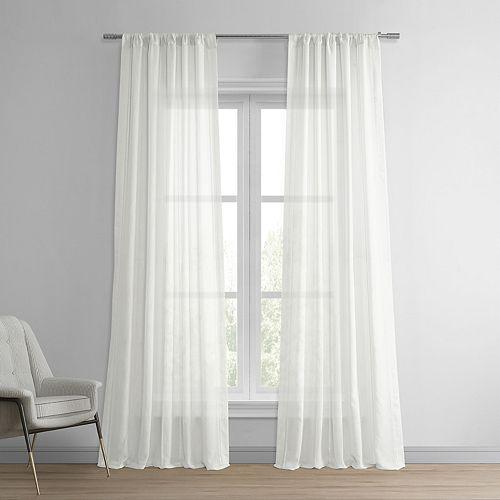 EFF Aruba Sheer Window Curtain