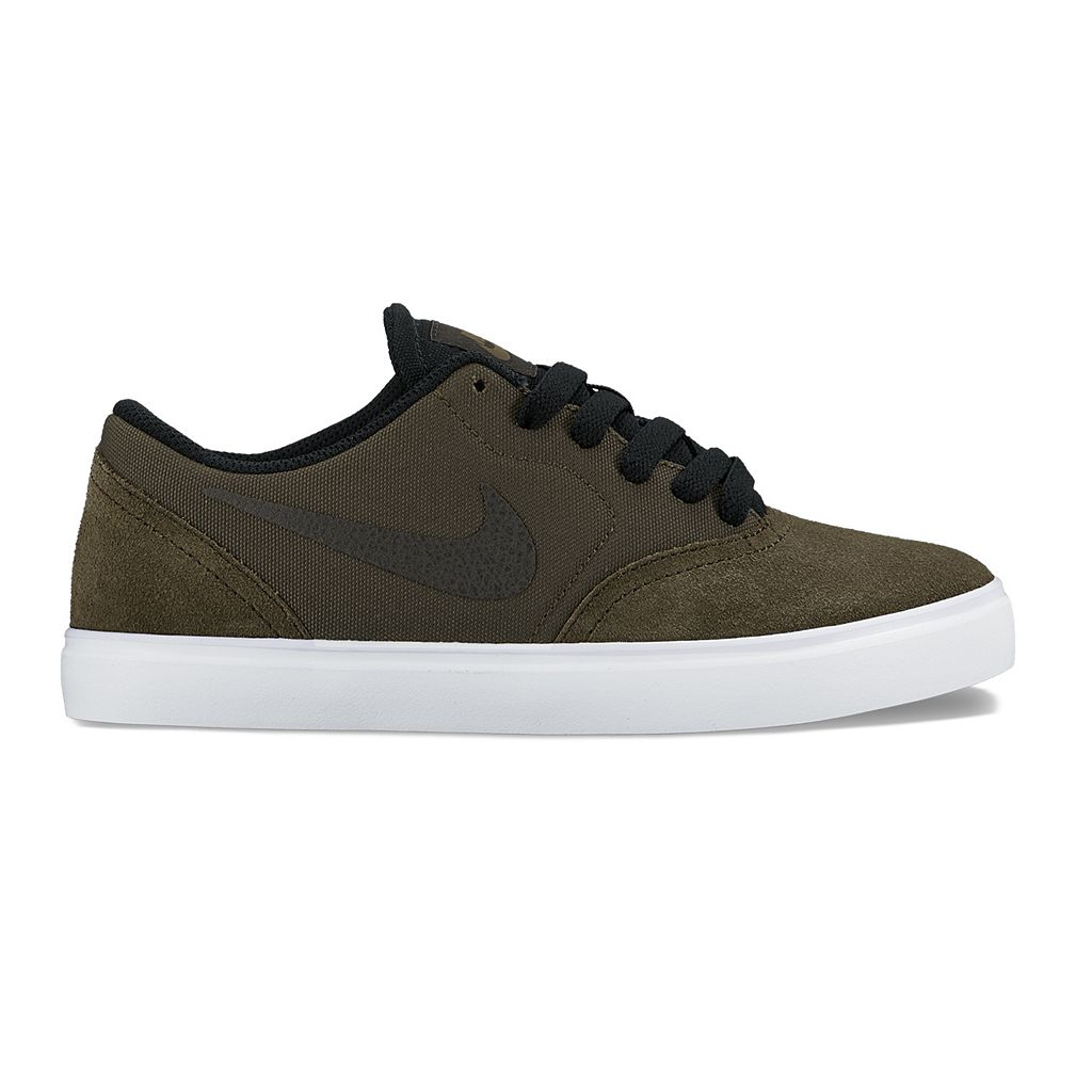 Nike SB Check Grade School Boys' Skate Shoes