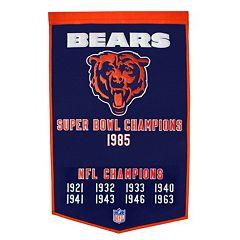 Chicago Bears Dynasty Banner