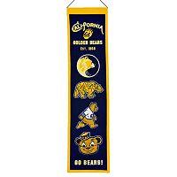Cal Golden Bears Heritage Banner