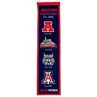 Arizona Wildcats Heritage Banner