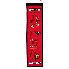 Louisville Cardinals Heritage Banner