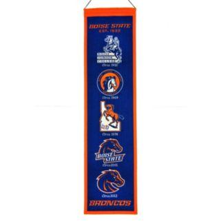 Boise State Broncos Heritage Banner