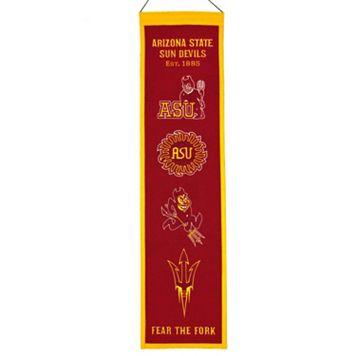 Arizona State Sun Devils Heritage Banner