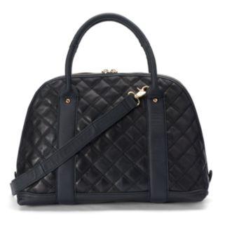AmeriLeather Olivia Leather Shoulder Bag