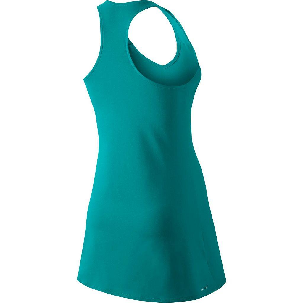 Women's Nike Pure Dri-FIT Racerback Tennis Dress