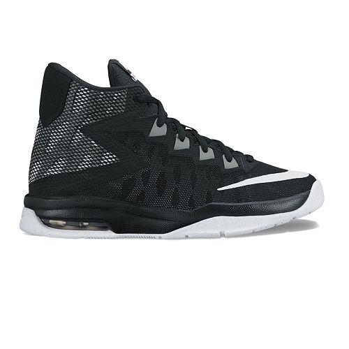 6e13b794e0 Nike Air Devosion Grade School Boys' Basketball Shoes