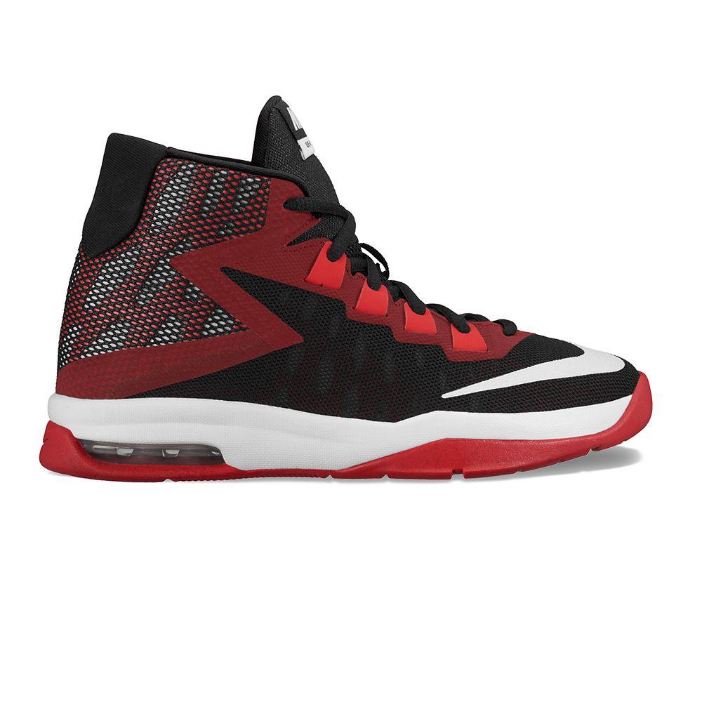 Air Devosion Grade School Boys' Basketball Shoes