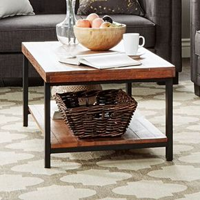 HomeVance Drake Coffee Table Null - Drake coffee table