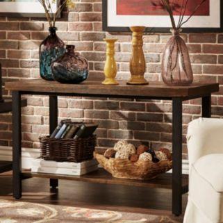 HomeVance Drake Sofa Table