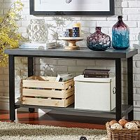 HomeVance Drake Sofa Table