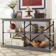 HomeVance Cresthill Sofa Table