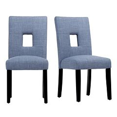 HomeVance Harskamp Dining Chair 2-piece Set