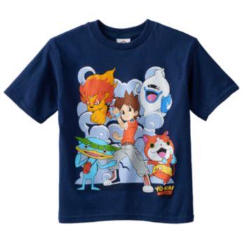 Boys 4-7 Yo-Kai Watch Character Tee