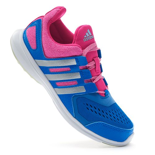 arrives 6c0ce 303ec adidas Hyperfast 2.0 Girls  Running Shoes