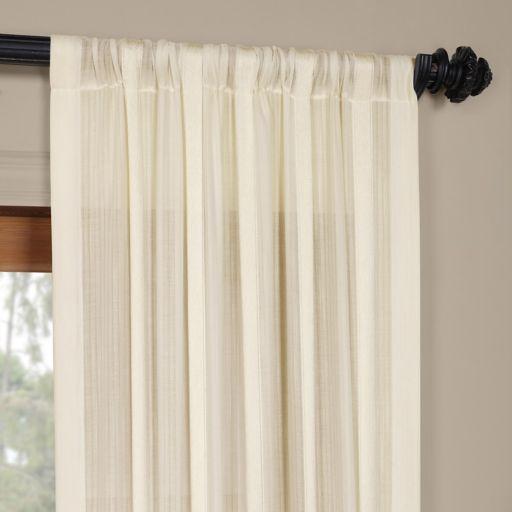 EFF Antigua Sheer Window Curtain