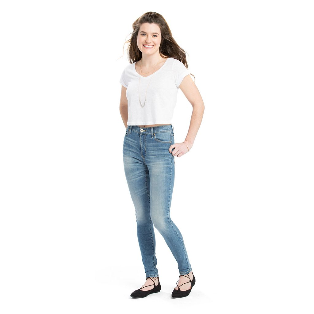 Juniors' DENIZEN from Levi's High-Waisted Jegging Jeans
