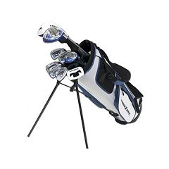 Women's Tour Edge Tour Zone Right Hand Golf Clubs & Stand-Up Bag Set