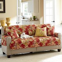 Sure Fit Waverly Ballad Bouquet Loveseat Furniture Pet Cover