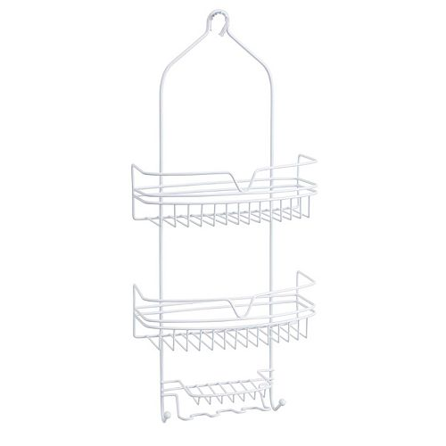 Bath Bliss 3 Shelf Shower Caddy